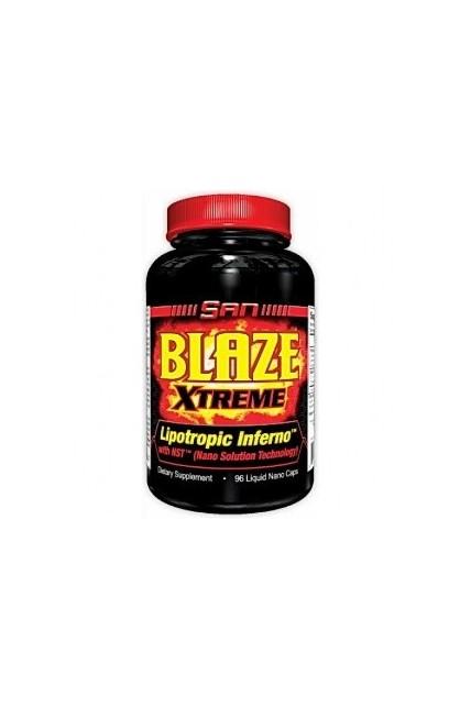 Blaze Xtreme - 96 capsules