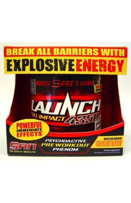 S.A.N. LAUNCH Full Impact 4350 - 273 grams