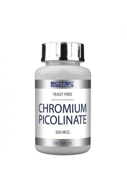 CHROMIUM PICOLINATE - 100 таблеток