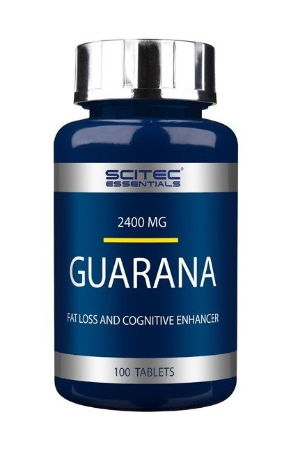 Guarana (2400 mg.) 100 caps