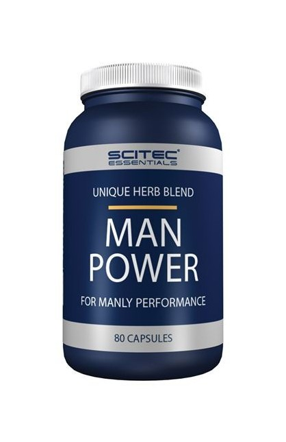 MAN POWER - 80 капсул