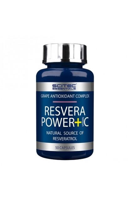 Resvera Power plus C - 50 капсул