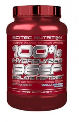 100% Hydrolyzed Beef Isolate Peptides 900 грамм