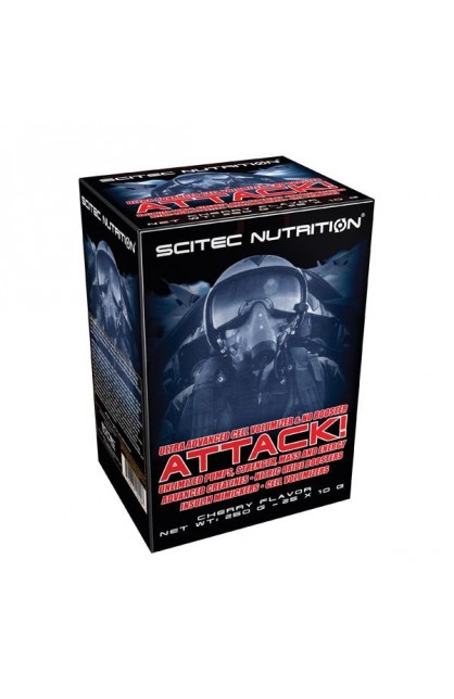 ATTACK 2.0- 25 х 10г