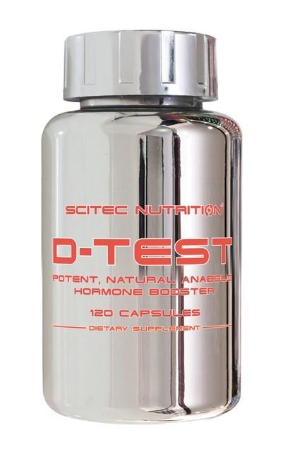 D-Test 120 caps