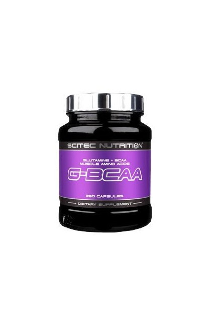 G-BCAA - 250 капсул