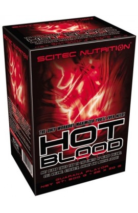 Hot Blood - 25 пак х 20 г