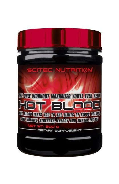 HOT BLOOD - 300 грамм