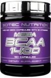 Mega BCAA 1400 - 180 капсул
