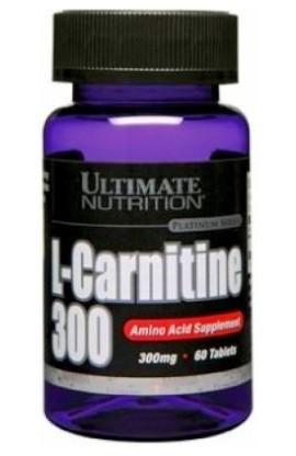 L-Carnitine 300mg 60 таб