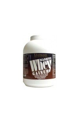 Massive Whey Gainer 4250 г