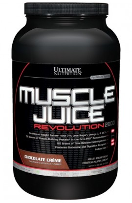 Muscle Juice Revolution 2600 2.13 кг