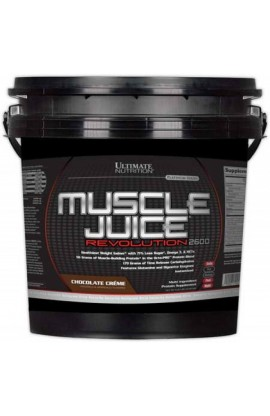 MUSCLE JUICE REVOLUTION 2600 5.04 kg