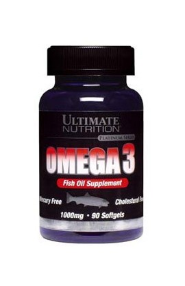Omega 3 - 180 капсул