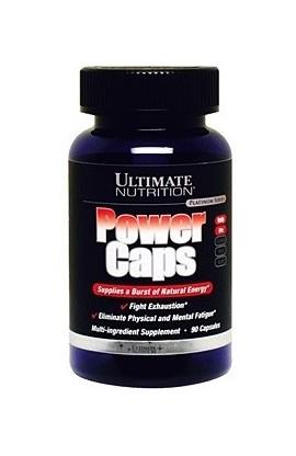 Power Caps 90 caps