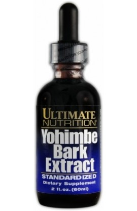 Yohimbe Bark Liquid Extract 60 мл