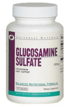 Glucosamine Sulfate 50 таб