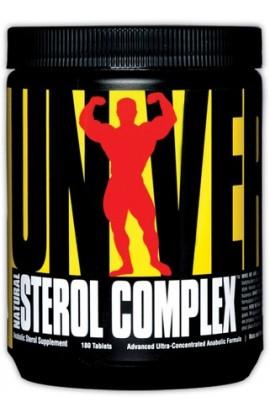 Natural Sterol Complex 180 таб