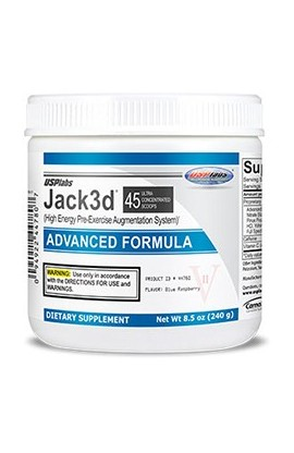 Jack3d ADVANCED FORMULA (240 g) 45 порц