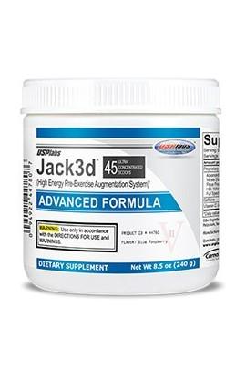 Jack3d ADVANCED FORMULA (240 g) 45 порц