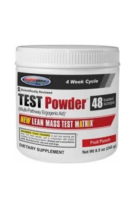 Test Powder (240 gr)