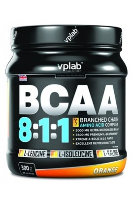 BCAA 8.1.1 300 грм