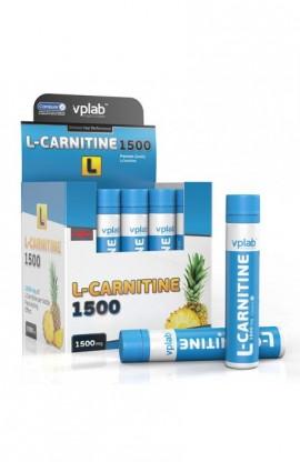 L-Carnitine, 1500 20 ампул (ананас)