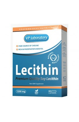 Lecithin 1200mg 60 капс