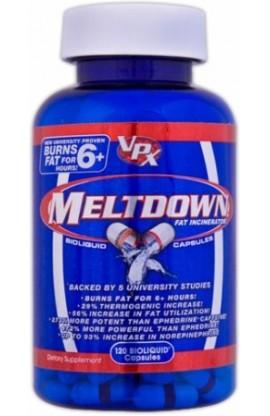 VPX Meltdown - 120 Bioliquid Capsules