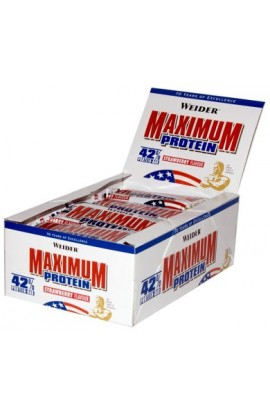 42% Maximum Protein Bar 16х100г