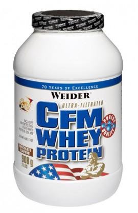 CFM Whey Protein 908г
