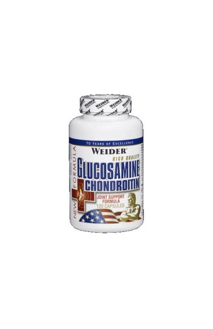 Glucosamine & Chondroitin 120 капс