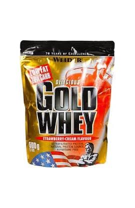 Gold Whey 500 грамм