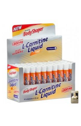 L-Carnitine Liquid 40 amp