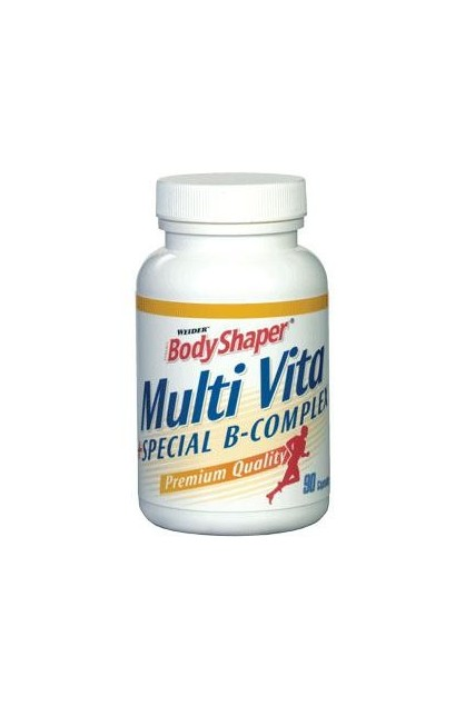 Multi Vita + B-Complex 90капс