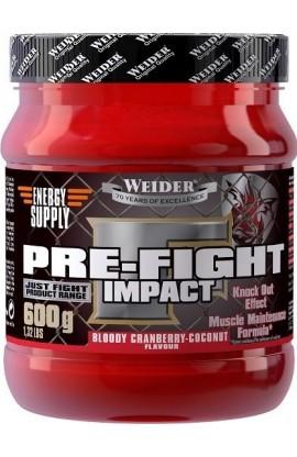PRE-FIGHT IMPACT 600 g