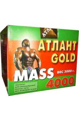 Mass 4000 3 кг