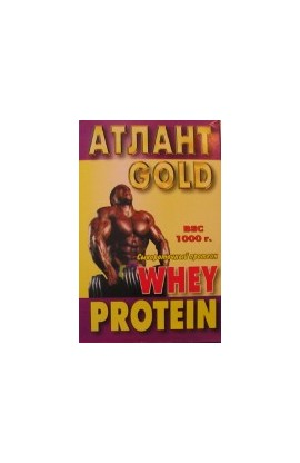 WHEY PROTEIN NEW 1000 г