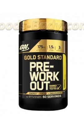 Gold Standard Pre-Workout 600 грамм