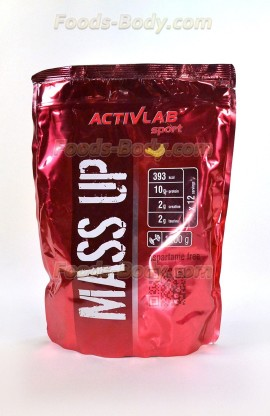 Mass up 1200 грамм