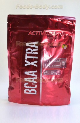 BCAA XTRA + L-GLUTAMINE 800g