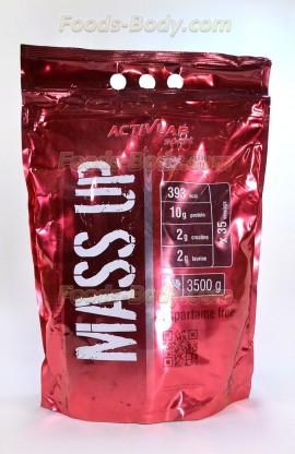 Mass up 3500 грамм