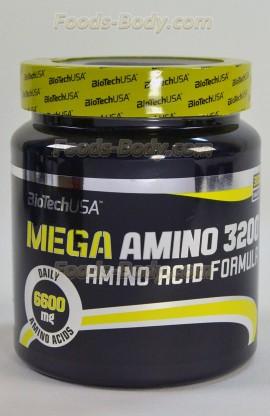 Mega Amino 3200 300 таб
