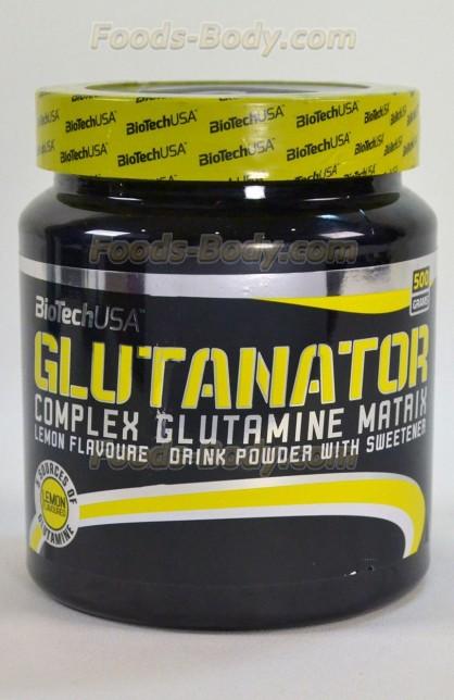 Glutanator - 500 грамм