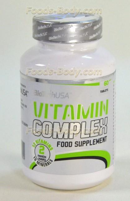 Vitamin Complex 60 таб