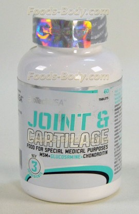 Joint & Cartilage - 60 таб