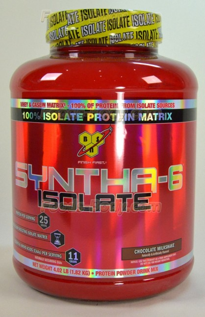 Syntha-6 Isolate mix - 1800 грамм