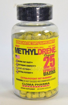 Methyldrene 25 Extreme Ephedra 100 капс