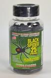 Black Spider 25 Ephedra 100 капс