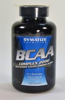 BCAA Complex 2200 200 таб